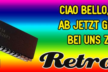 Atari 2600 TIA alias Stella - Neu im Sortiment!