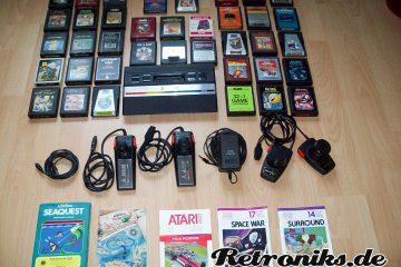 Atari 2600 Konvolut